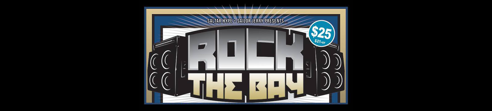 Rock The Bay 2015
