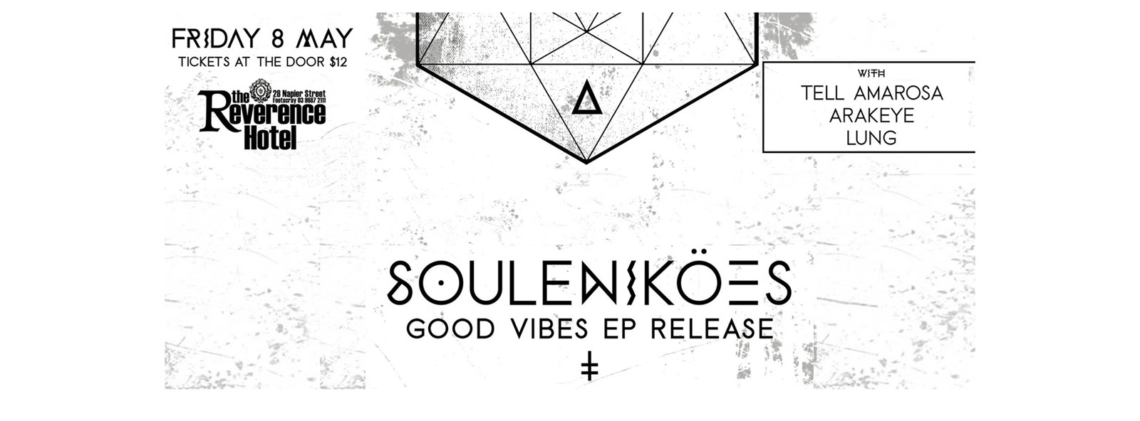 The Soulenikoes – 'Good Vibes' EP Launch
